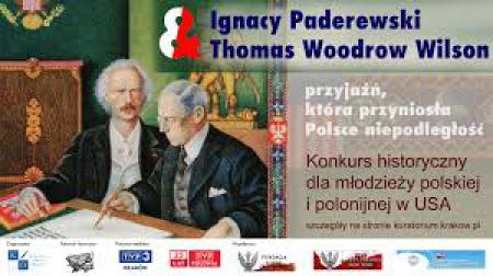 Konkurs historyczny o Ignacym Janie Paderewskim